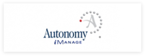 Autonomy iManage