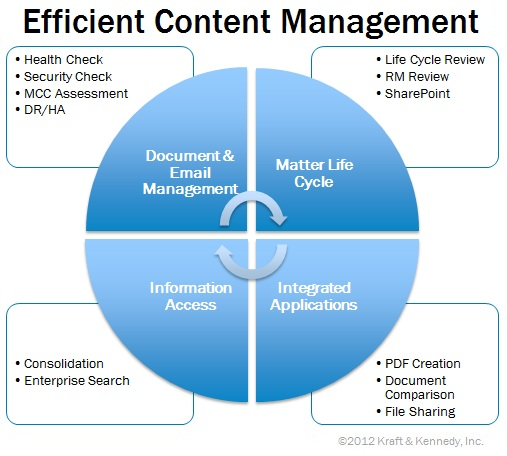 thesis on content management system