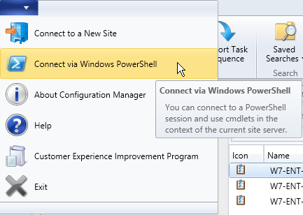 ConnectToPowerShell