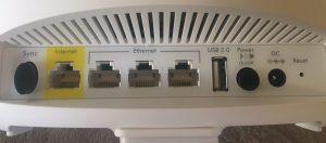 Orbi AC3000 Tri-band WiFi System