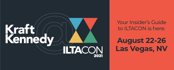 ILTACON 2021 at Las Vegas
