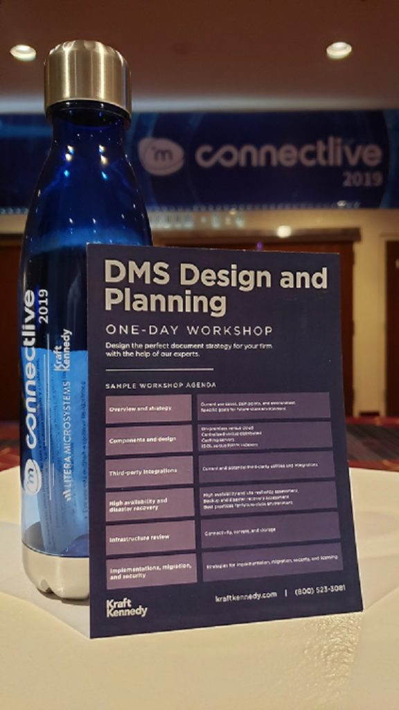 DMS Design and Planning One-day Workshop