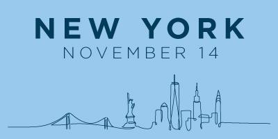 New York November 14
