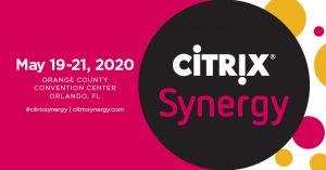 Citrix Synergy 2020 at Orlando