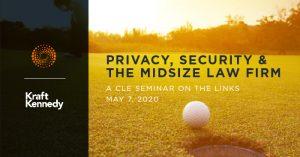 Legal Executive Institute CLE Seminar at Stamford