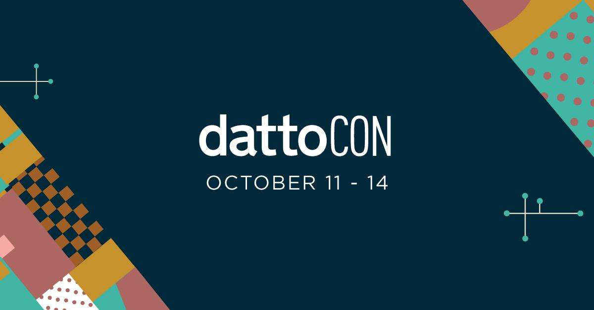 DattoCon