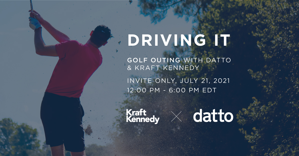 Datto KK Golf Outing