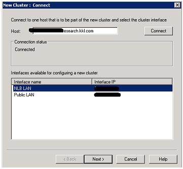 Configuring NLB for Exchange 2010 CAS Load Balancing - Kraft