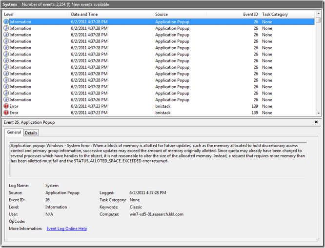Citrix Provisioning Server - Understanding the Limitations of Write
