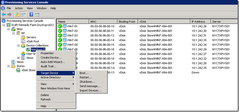 Citrix Provisioning Server - Re-Enable MAK Activation - Kraft