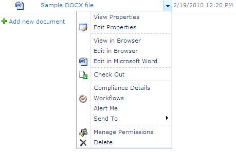 SharePoint 2010 with Office Web Apps