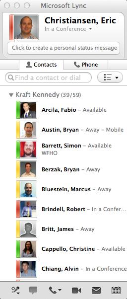 Macs in the Enterprise 2013 - Kraft Kennedy - Kraft Kennedy